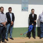 Inaugurada a Estação de Tratamento de Esgoto do Pedregulho