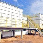 Nova Estação de Tratamento de Água de Paranatinga entra em operação