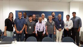 GT de Medidores de Água se reúne pela primeira vez em uma concessionária privada