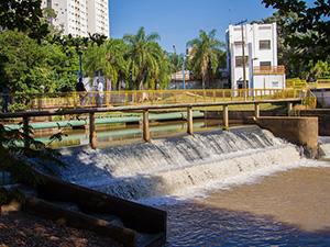 Saneamento em pequenos municípios